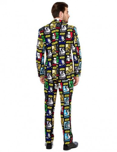 Mr. Strong Force Star Wars™ Opposuits™ asu aikuisille-1