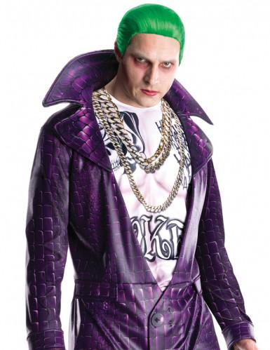 Jokerin™ naamiaispuku aikuiselle Suicide Squad™- elokuvasta - luksus-1