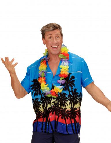 Havaijilaistyylinen turistin kauluspaita aikuiselle