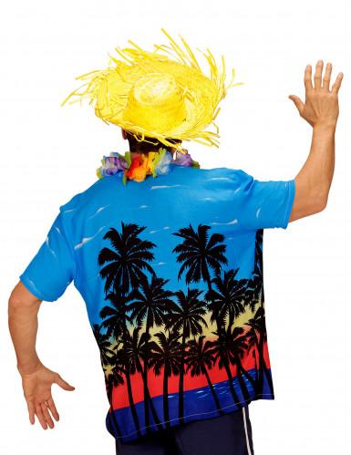 Havaijilaistyylinen turistin kauluspaita aikuiselle-1