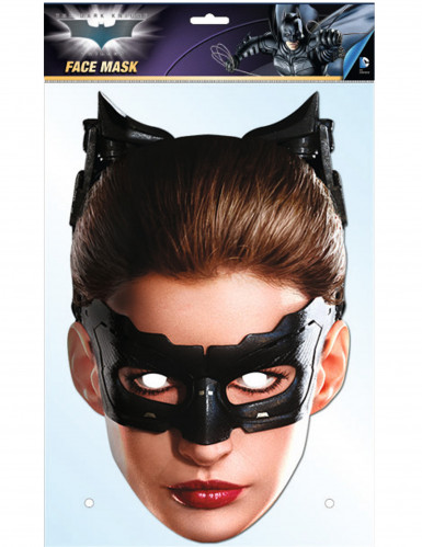 Pahvinen Catwoman Dark Knight™-naamari-2