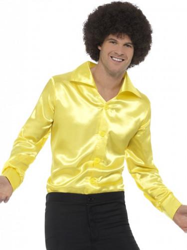 Keltainen discopaita