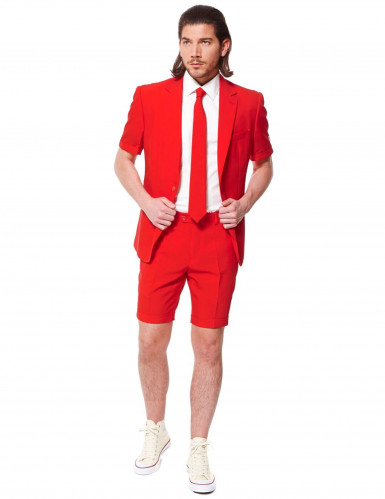 Opposuits™ Mr. Red -naamiaisasu aikuisille