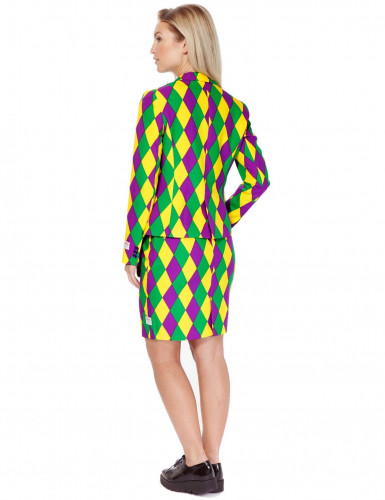 Mrs. Harlekiinin Opposuits™-puku naiselle-1