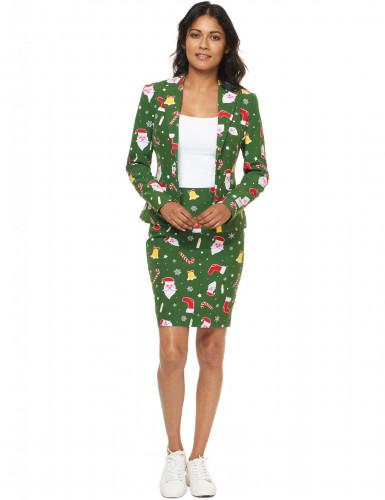 Mrs. Santaboss Opposuits™- puku naiselle