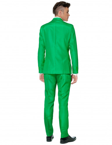 Suitmeister™ Mr. Solid Green -naamiaisasu aikuisille-1