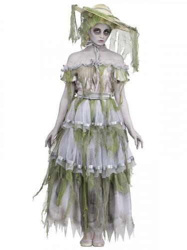 Zombin 1800- luvun naamiaisasu halloween