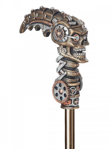 Steampunk- keppi aikuiselle 100 cm-1