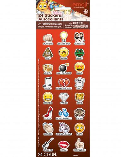 Emoji™ -tarrat 24 kpl