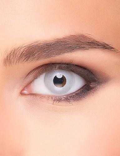 Hopeanväriset peilipiilolinssit aikuiselle