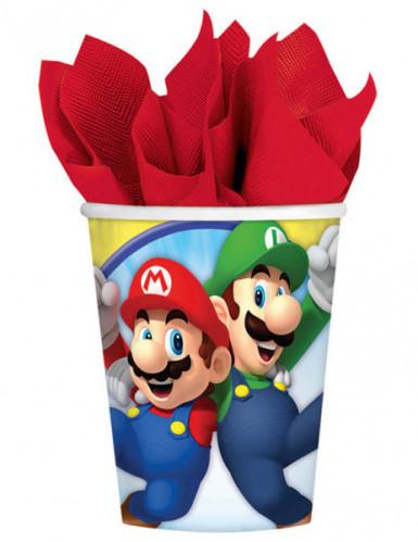 Super Mario™- pahvimukit 266 ml