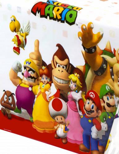 Super Mario™- muovinen pöytäliina 120 x 180 cm-1
