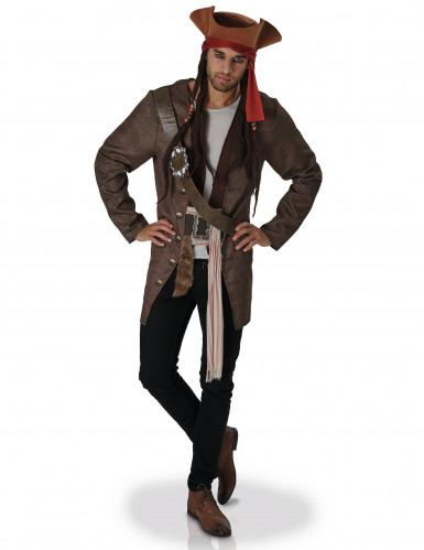 Pirates of the Caribbean™ Jack Sparrow -naamiaisasu aikuisille