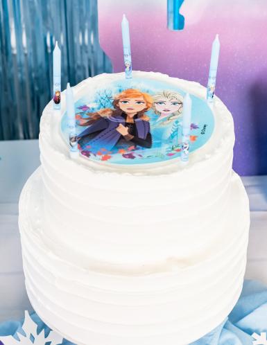 Frozen™ Kakkukynttilät 8 kpl-1