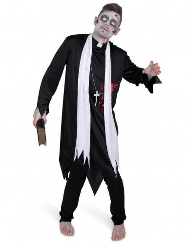 Zombie pappi - aikuisten naamiaisasu