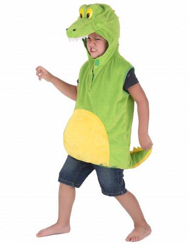 Krokotiili-naamiaisasu lapsille-1