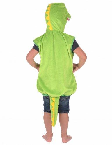 Krokotiili-naamiaisasu lapsille-2