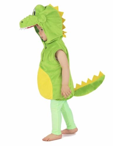 Krokotiili-naamiaisasu lapsille-3