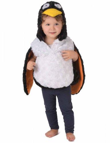 Pingviini-naamiaisasu lapsille