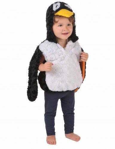 Pingviini-naamiaisasu lapsille-1