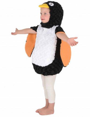 Pingviini-naamiaisasu lapsille-2