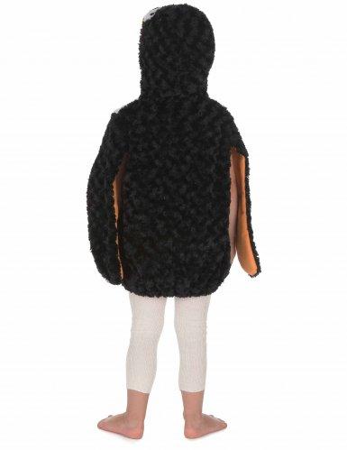 Pingviini-naamiaisasu lapsille-3