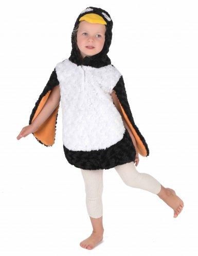 Pingviini-naamiaisasu lapsille-4