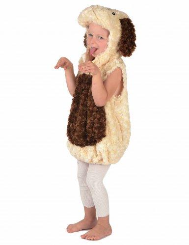 Pieni hauva-naamiaisasu lapselle-2