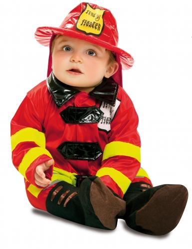 Palomiehen naamiaisasu vauvalle