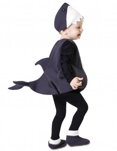 Pieni hai -naamiaisasu lapsille-1