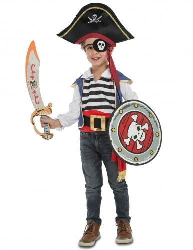 Pieni Piraatti -naamiaisasu lapselle