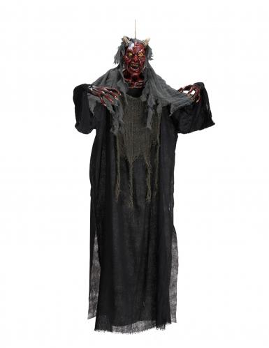 Paholainen- riippukoriste halloween 170 cm