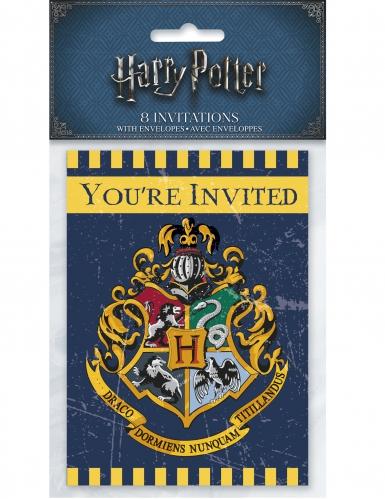 Kahdeksan Harry Potter™-kutsukorttia-1