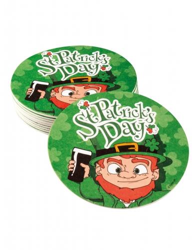 10 lasinalusta (St. Patrick's)