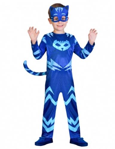 Pyjamasankarit™ Kolli -naamiaisasu lapsille