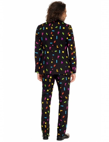 Opposuits™ Mr. Tetris -naamiaisasu aikuisille-1