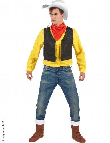 Lucky Luke™ -naamiaisasu aikuisille