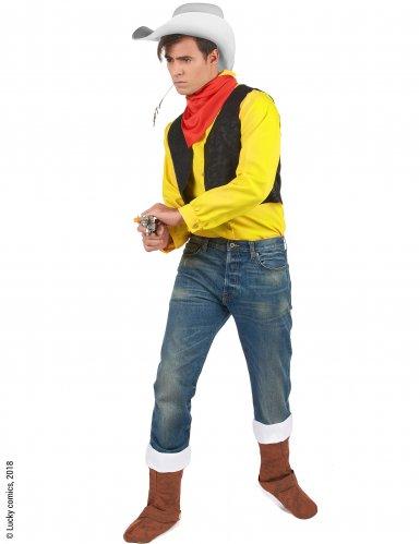 Lucky Luke™ -naamiaisasu aikuisille-1