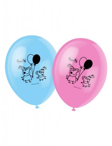 Pippa Possu™ -ilmapallot 6 kpl
