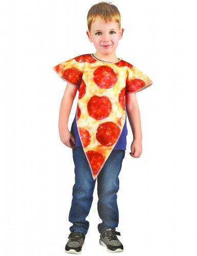 Pizzasiivu - lapsen naamiaisasu