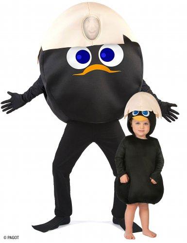 Calimero™ -naamiaisasusetti aikuiselle ja lapselle