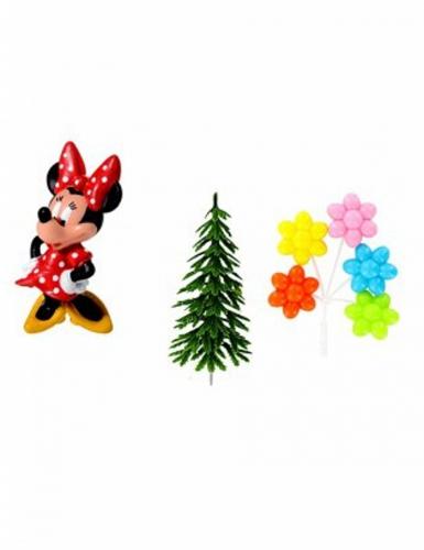 Disney™ Minni -kakkukoristesetti 4 kpl