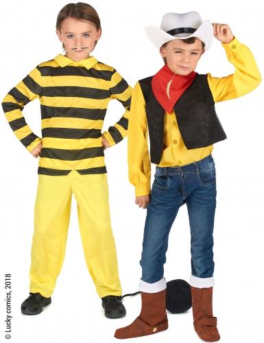 Dalton ja Lucky Luke™ -naamiaisasusetti lapsille