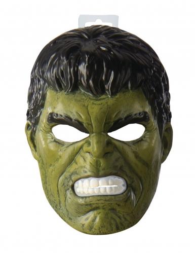 Hulk™ -puolinaamio lapsille-1