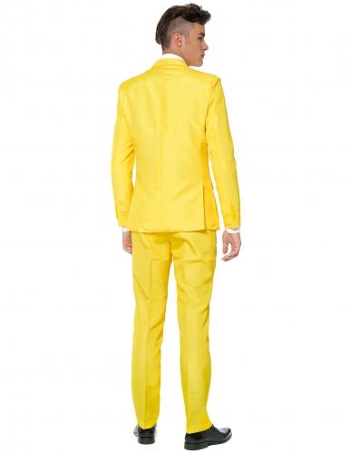 Mr. Yellow Suitmeister™-puku miehelle-1