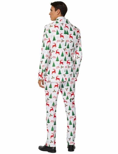 Valkoinen Mr. Merry Xmas Suitmeister™- puku-1
