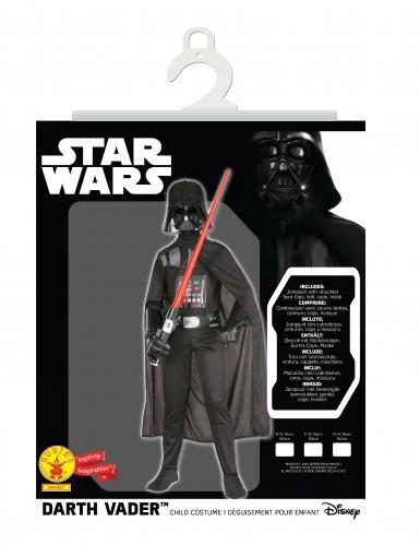 Darth Vader Star Wars™ leffoista - Naamiaisasu lapselle-1
