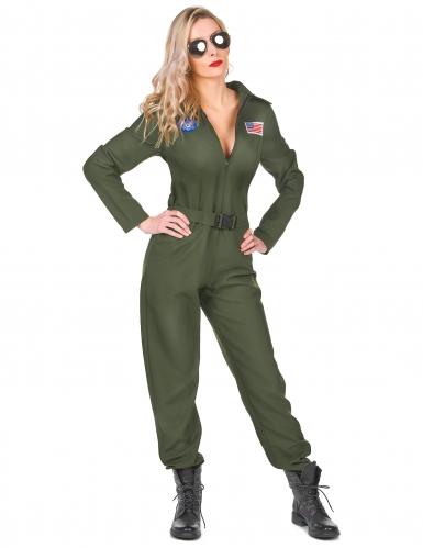 Pilottiasu naiselle