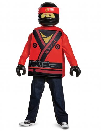 Punainen Kai Ninjago™- naamiaisasu lapselle