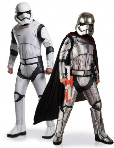 Star Wars™: Storm Trooper & Kapteeni Phasma -naamiaisasusetti